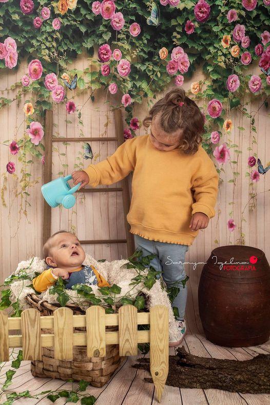 Fotógrafo de bebes en Palencia