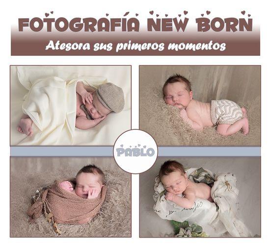 sesiones fotos newborn